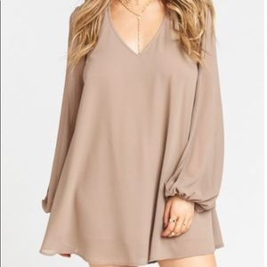 NWT Show Me Your MuMu Tessa tunic